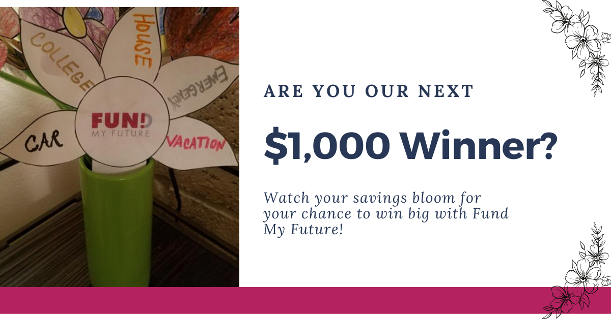 New Ways to Win this May with Fund My Future!